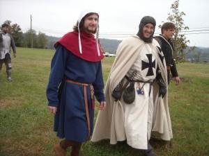 Sirs Douglas, Edward and Nathan