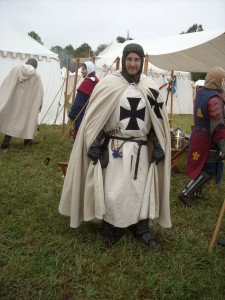 Sir Edward, Teutonic Knight