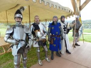 Armor Timeline 2012
