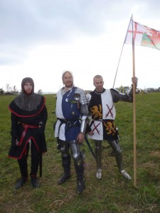 Squire Ulrich, Sirs Edward and Ian