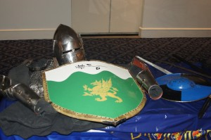 Shield and Armor