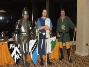 Sirs James, Ed and Brian